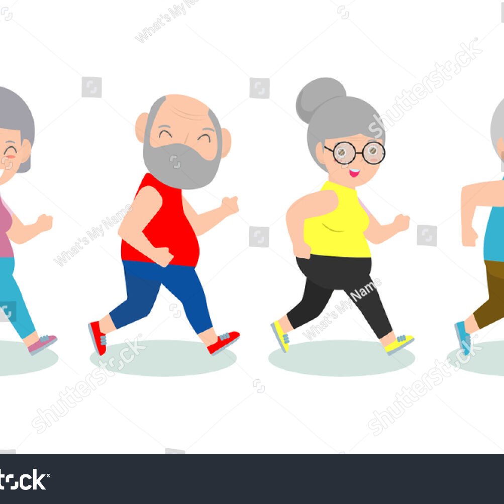 stock-vector-vector-illustration-of-cartoon-running-old-woman-man-cartoon-character-old-people-activity-1296607150