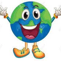 world Happy Face